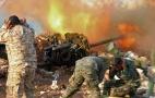 Image - La artillería siria destruye los lanzamisiles de los terroristas en Latakia y los liquida en el desierto tras el acuerdo Putin-Erdogan
