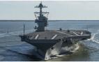 Image - Un avión secreto de EEUU, ¿capturado sobre un portaviones?